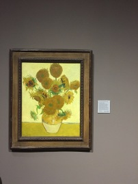 Picasso's Sunflowers